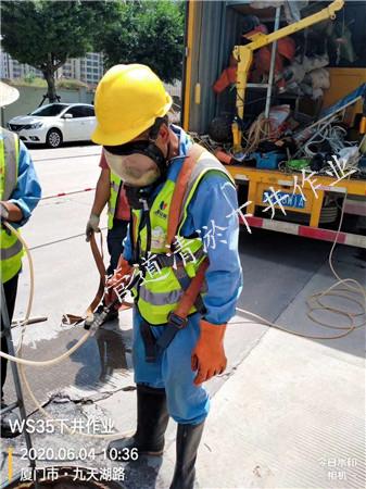 上海市政管道清淤检测